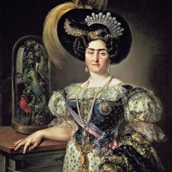 Пазл онлайн: Мария-Франциска Савойская, принцесса Немурская