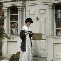 Пазл онлайн: Новая гувернантка