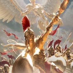 Пазл онлайн: Ангел - хранитель