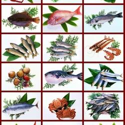 Пазл онлайн: Морепродукты