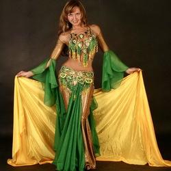 Пазл онлайн: Восточный танец