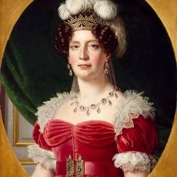 Пазл онлайн: Портрет герцогини Ангулемской