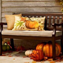 Пазл онлайн: Осеннее настроение