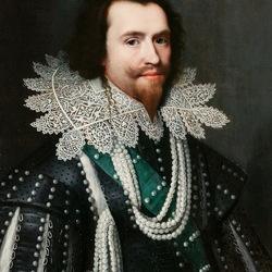 Пазл онлайн: Герцог Букингемский