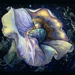 Пазл онлайн: Цветочная кровать