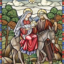 Пазл онлайн: Тихое Рождество