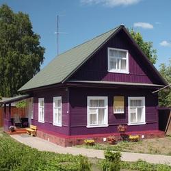 Пазл онлайн: Дом-музей И. Шварца