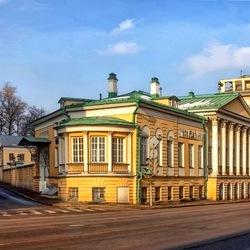 Пазл онлайн: Улочки Москвы