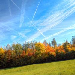 Пазл онлайн: Небесные магистрали