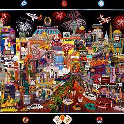 Пазл онлайн: Золото Лас-Вегаса