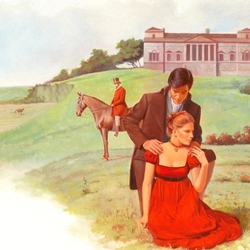 Пазл онлайн: Выгодный брак
