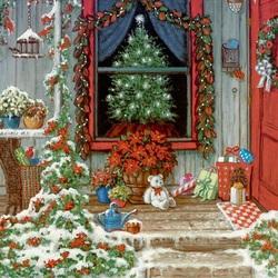 Пазл онлайн: Рождество на пороге