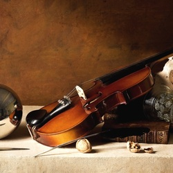 Пазл онлайн: Мелодия падения