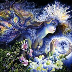 Пазл онлайн: Принцесса света