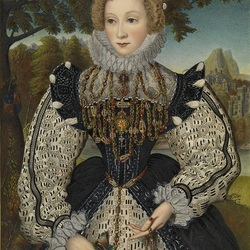 Пазл онлайн: Мария Стюарт