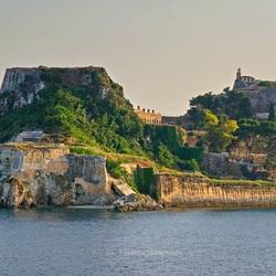 Пазл онлайн: Крепость Ангелокастро