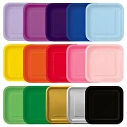 Пазл онлайн: Бумажные тарелки
