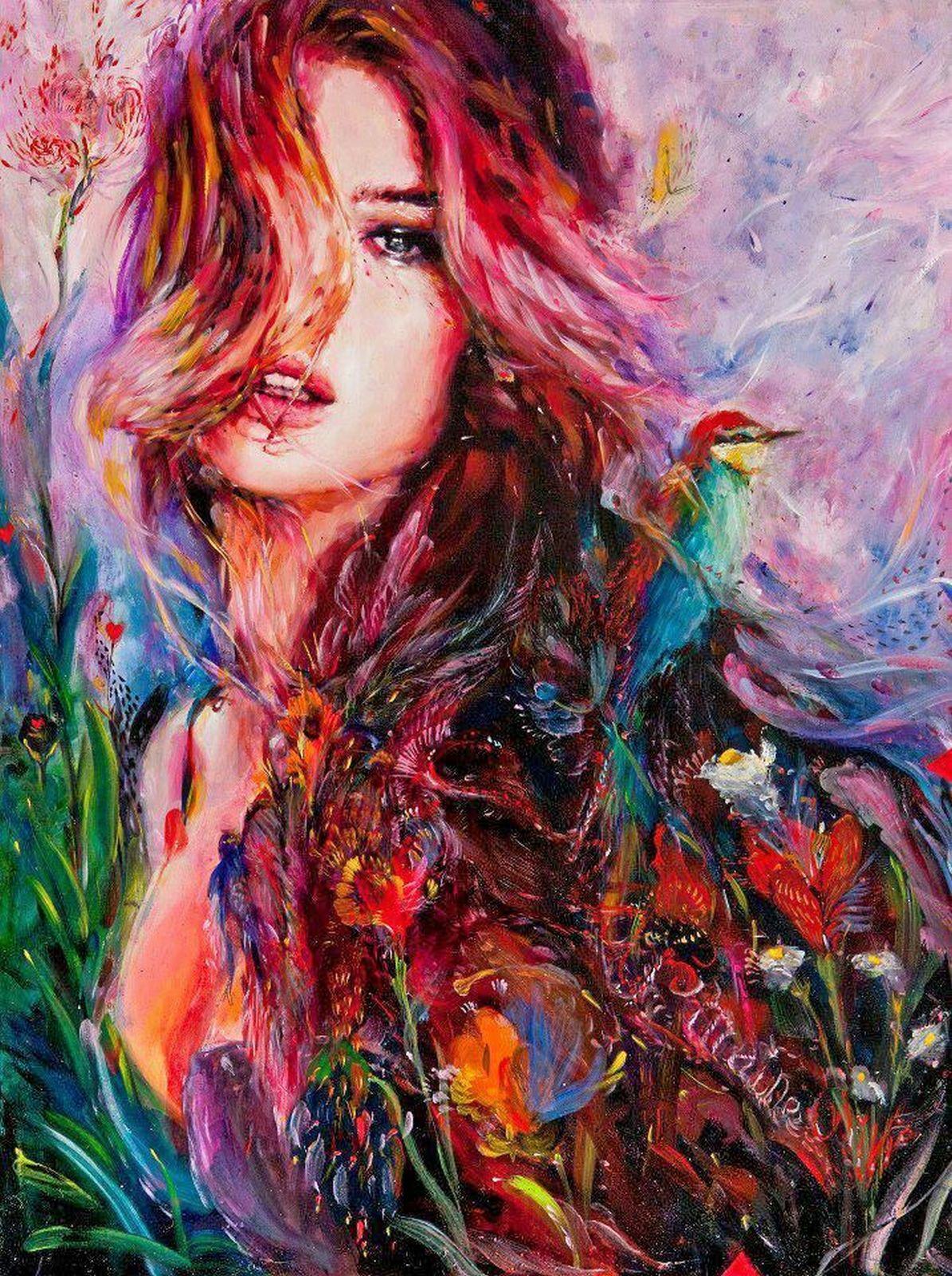 Paint for girl