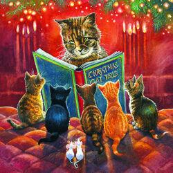 Пазл онлайн: Рождественские сказки