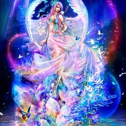 Пазл онлайн: Дух кристала