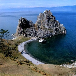 Пазл онлайн: Байкал