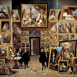 Пазл онлайн: Частная галерея