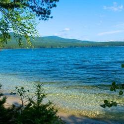 Пазл онлайн: Озеро Тургояк