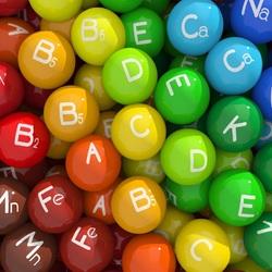 Пазл онлайн: Мультивитамины