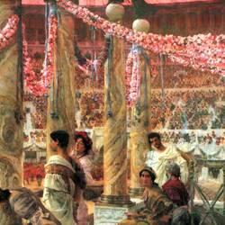 Пазл онлайн: Caracalla and Geta/Каракалла и Гета