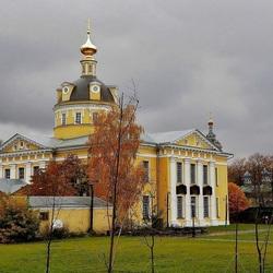 Пазл онлайн: Московские храмы