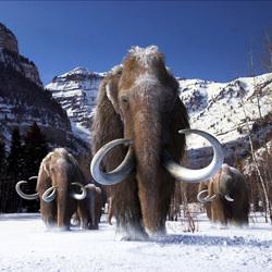 Пазл онлайн: Великаны ледникового периода