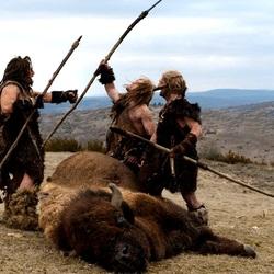 Пазл онлайн: Люди древнего мира