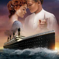Пазл онлайн: Титаник