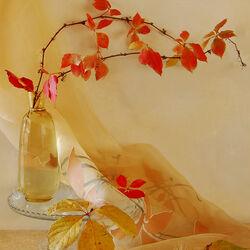 Пазл онлайн: Нежная осень