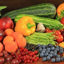 Пазл онлайн: Набор витаминов