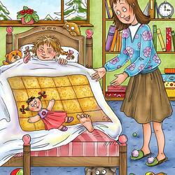 Пазл онлайн: Сладкие сны