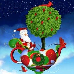 Пазл онлайн: Рождественский