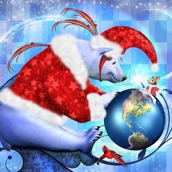 Пазл онлайн: Зима наступает