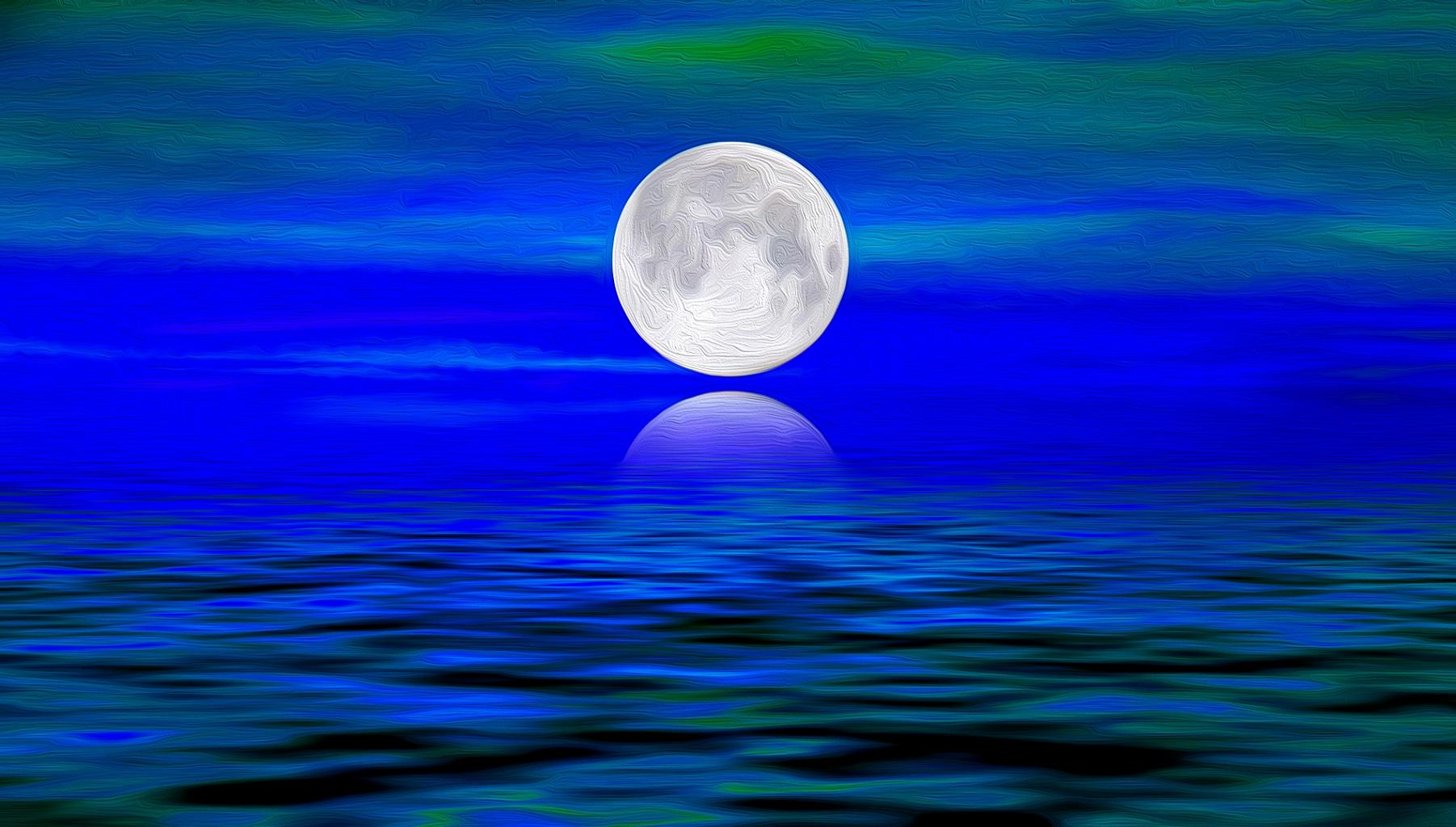 Открытки, лунная соната открытка