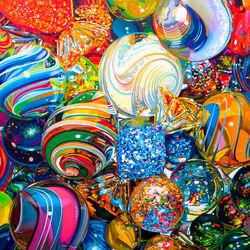 Пазл онлайн: Фестиваль красок