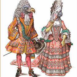 Пазл онлайн: Эпоха Людовика XIV (после 1680г.)