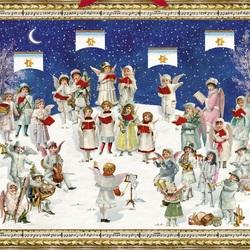 Пазл онлайн: Рождество музыкальное