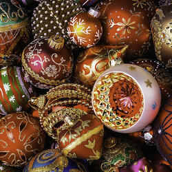 Пазл онлайн: Праздничные воспоминания