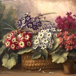 Пазл онлайн: Многоцветие