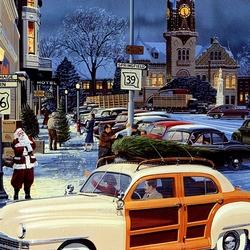 Пазл онлайн: Скоро праздники