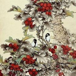 Пазл онлайн: Птицы