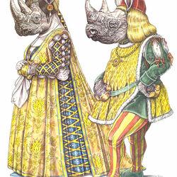 Пазл онлайн: Итальянский ренессанс (1480-1500гг.)