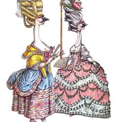 Пазл онлайн: Рококо (1770-1780гг.)