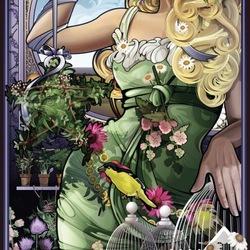 Пазл онлайн: Богиня трав