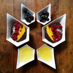 Пазл онлайн: Десерт на двоих
